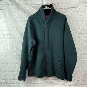 Nike Tech Mens Full 2 Way Zip Sweatshirt Jacket